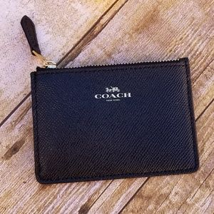 NWT Coach Mini ID Skinny wallet